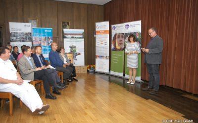 Zehn Jahre Betriebliche Suchtkrankenhilfe im Landkreis Harz