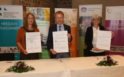 Diakonie-Krankenhaus Harz unterzeichnet die Charta zur Betreuung Schwerstkranker